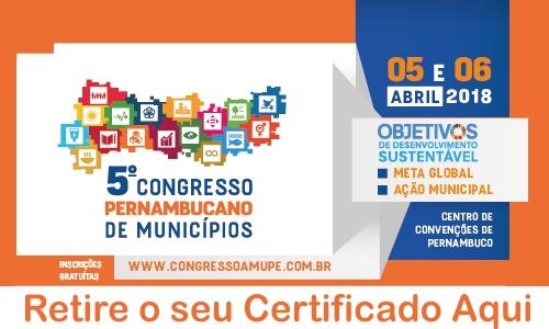 5° Congresso Pernambucano de Municípios