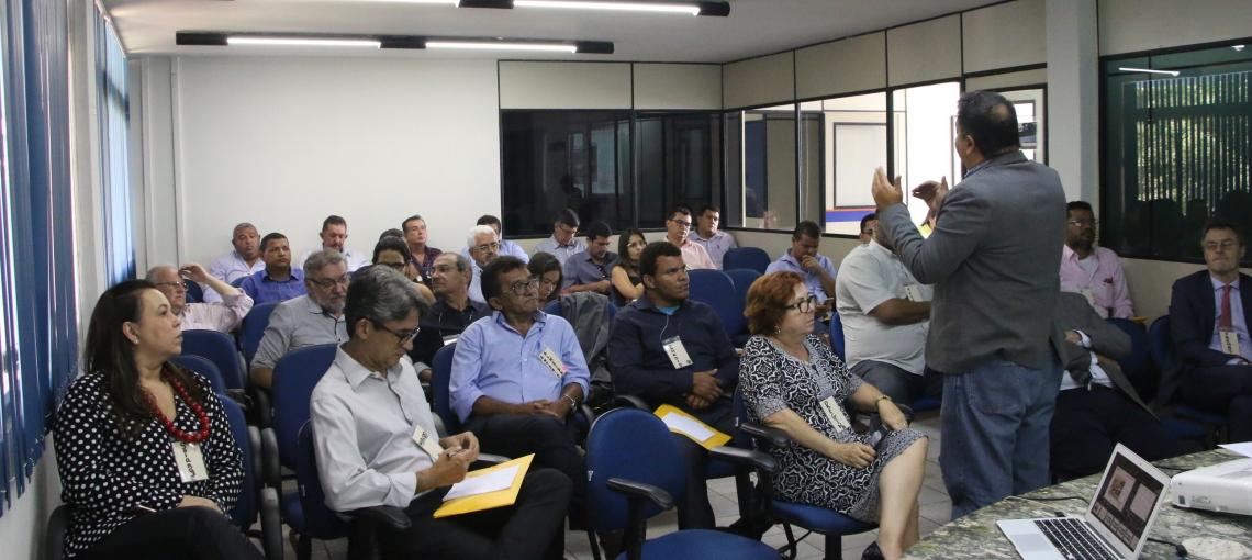 Governo e municípios discutem estratégias para unificar a gestão dos sistemas