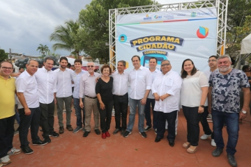 Quarta edição doGoverno Presente leva serviçosgratuitos decidadaniae saúde ao município do Paulista