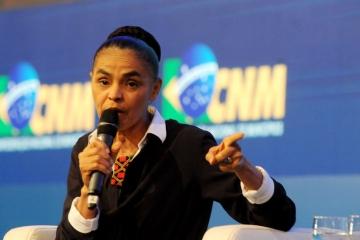 Pré-candidata Marina Silva reforça abertura de diálogo com municipalistas