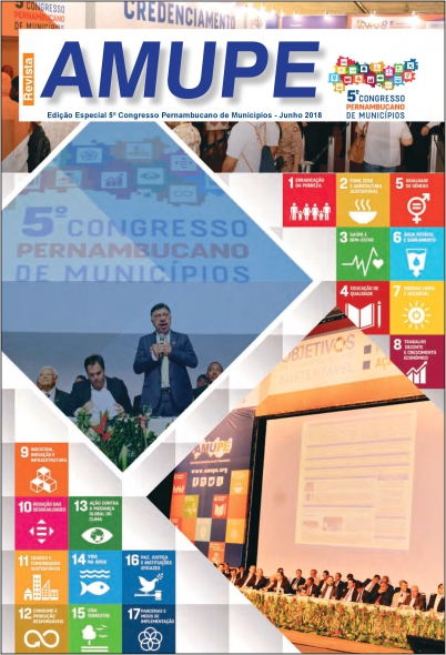 Revista 5° Congresso Pernambucano de Municípios