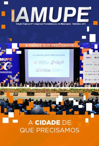 Revista 4° Congresso Pernambucano de Municípios