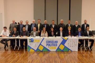 Conselho Político elege royalties, ISS, licitações e Lei Kandir como focos da atuação no segundo semestre
