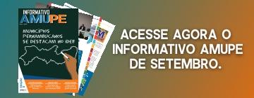 Informativo Amupe – Setembro 2018