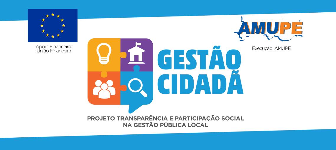 Projeto Gestão Cidadã lança Edital de Contratação de Consultoria Especializada em Gestão e Monitoramento do Projeto