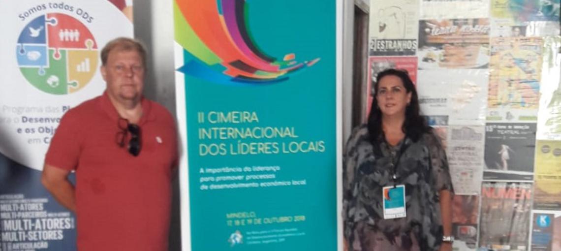 Evento em Cabo Verde conta com participação da CNM e debates pelos ODS