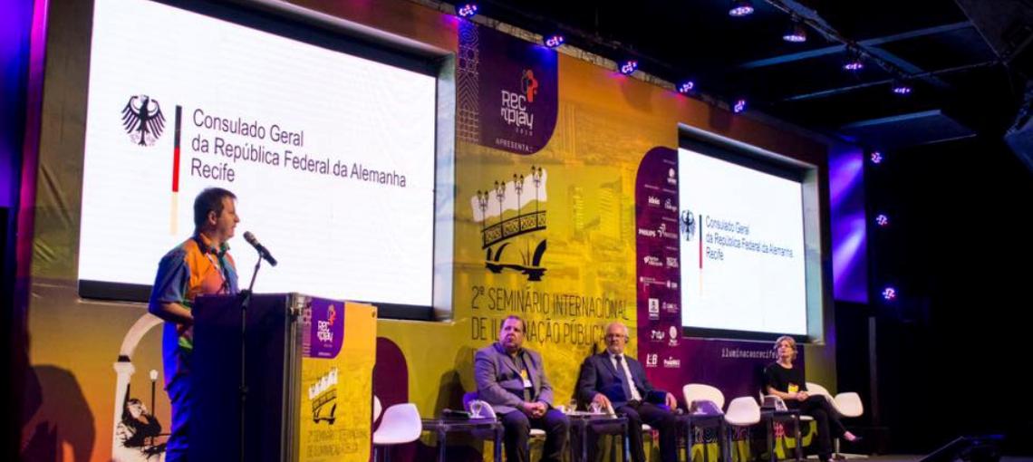 Iluminação pública é desafio para municípios brasileiros