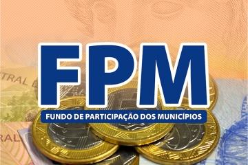 Municípios recebem segundo repasse do FPM nesta segunda; confira os valores