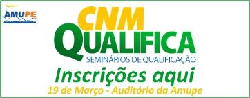 CNM QUALIFICA – Seminários de Qualificação