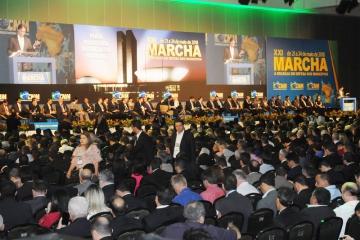 Marcha a Brasília terá programação ininterrupta; confira agenda atualizada
