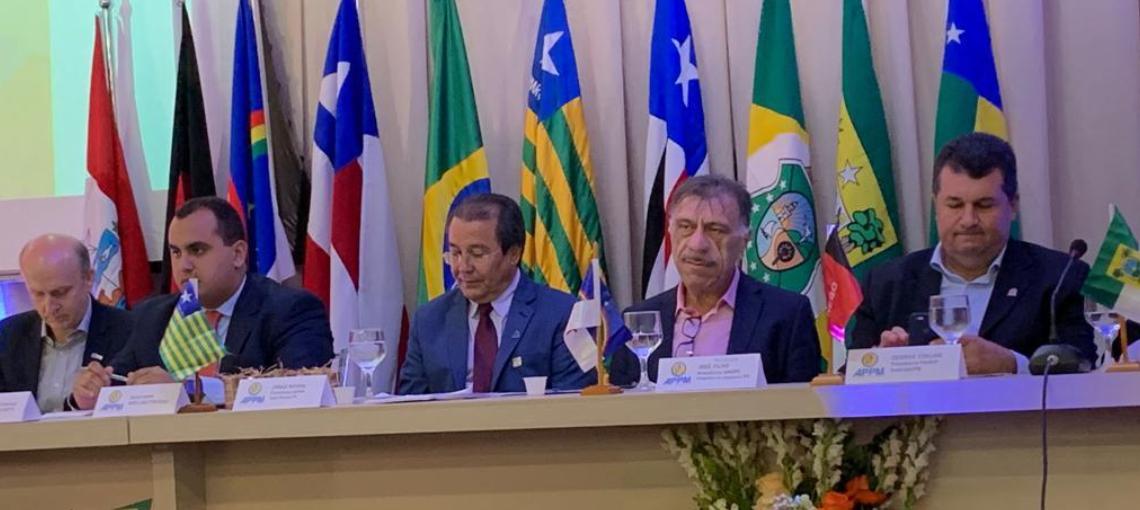Associações municipalistas do Nordeste elaboram carta de prioridades para região
