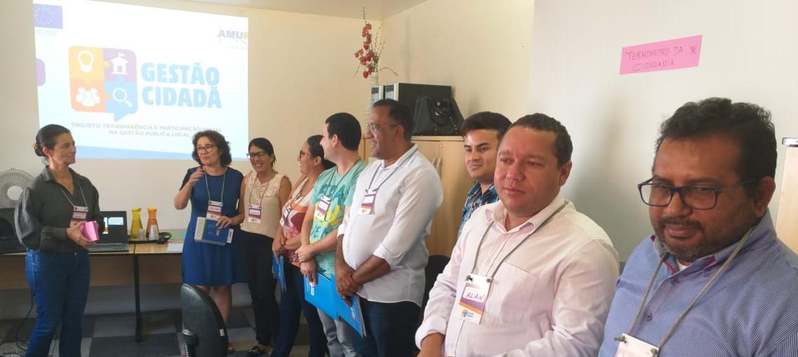 Amupe na Estrada com o Projeto Gestão Cidadã chega a Toritama