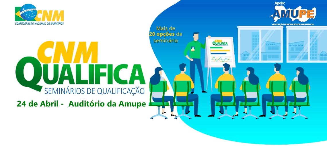 Amupe e CNM qualificam técnicos em Finanças das prefeituras