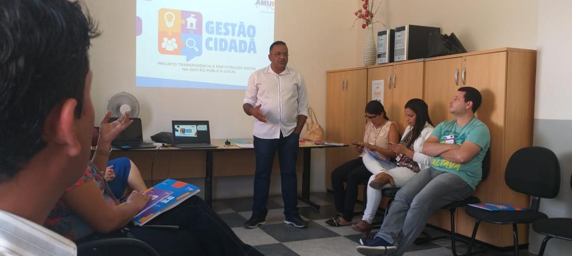 Projeto da Amupe ajuda municípios a melhorarem no ranking de transparência do TCE