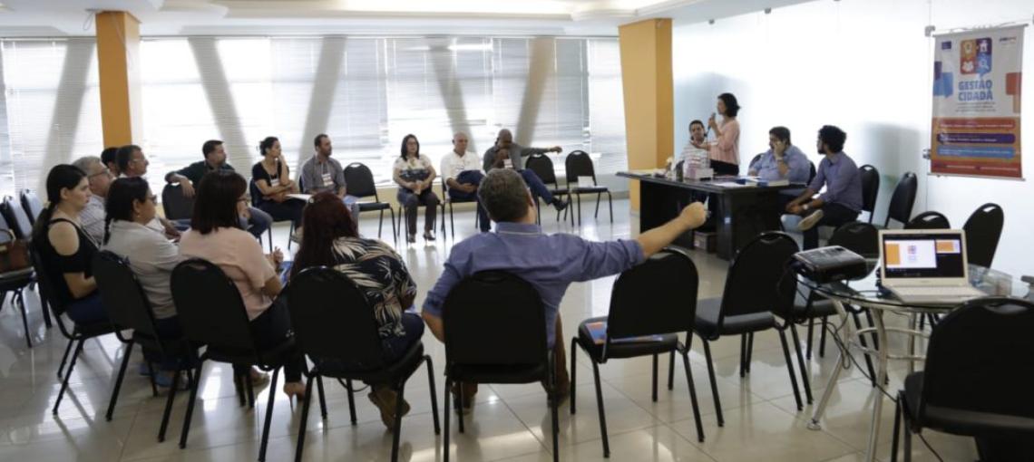 Servidores municipais de Gravatá participam da Oficina de Planejamento do Plano Municipal de Transparência