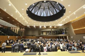 Frente Parlamentar de Orçamentos realiza audiência pública com prefeitos municipais