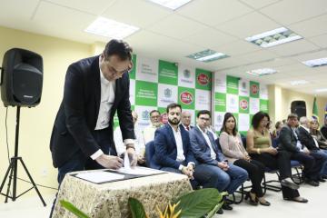 """Paulo Câmara: """"Não vamos admitir em Pernambuco retrocessos e ameaças ao meio ambiente"""""""