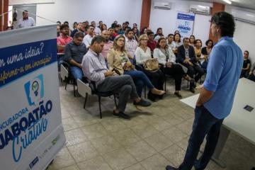 Jaboatão lança Incubadora e investe em projetos de empreendedores