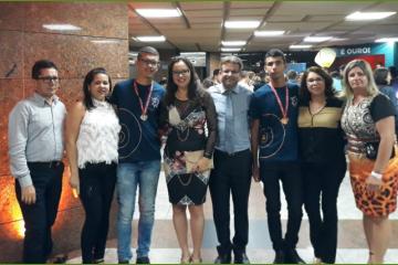 Afogados da Ingazeira: Alunos da Rede Municipal recebem Medalhas de Ouro na Olimpíada Brasileira de Matemática