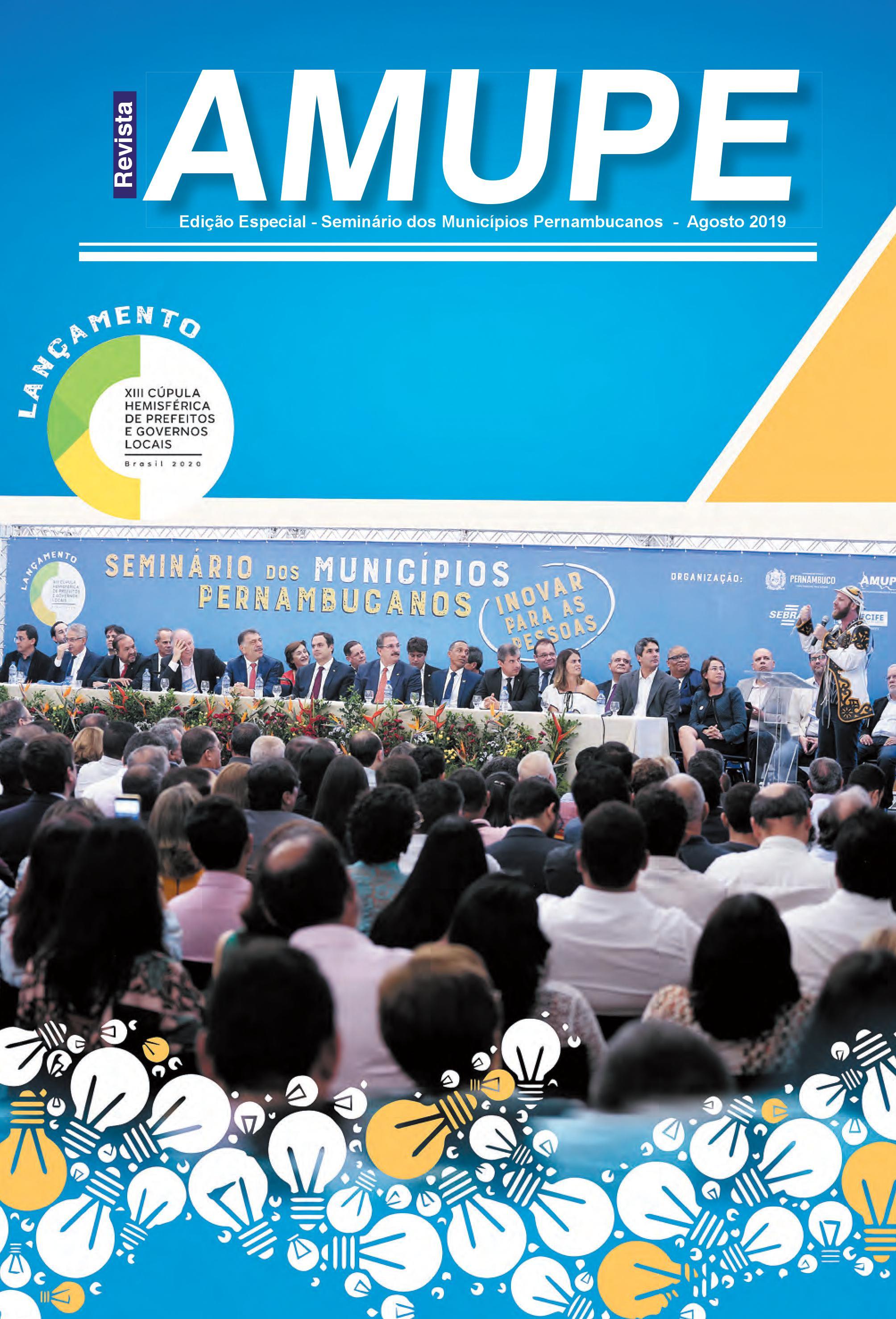 Revista Seminário dos Municípios Pernambucanos