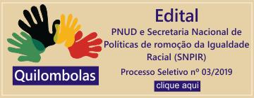 Edital Quilombolas