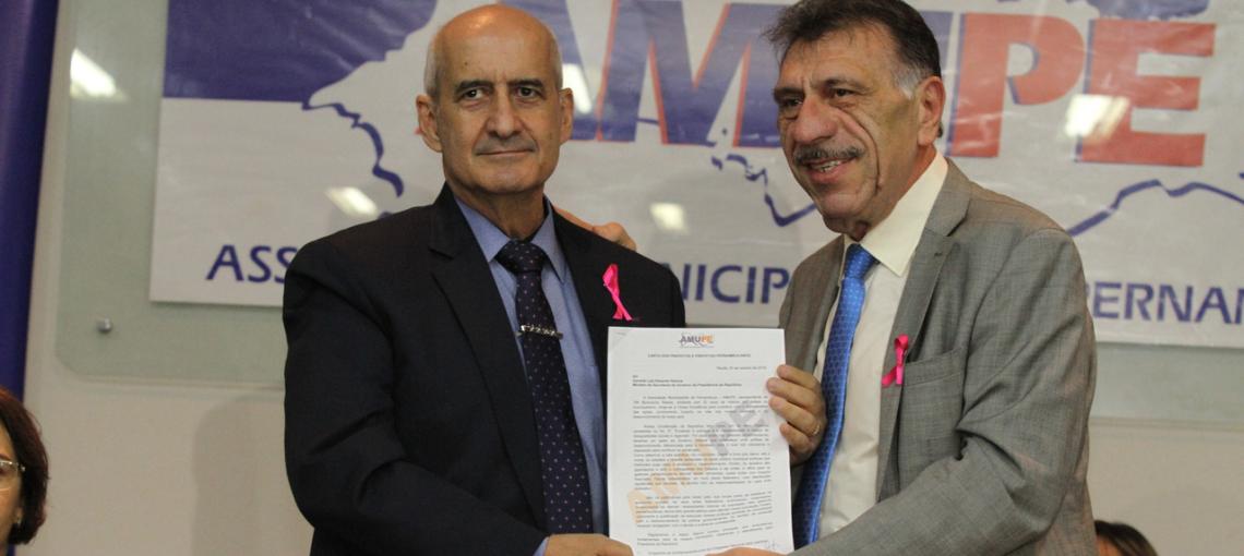 Carta de prefeitos à Bolsonaro começa a ser atendida