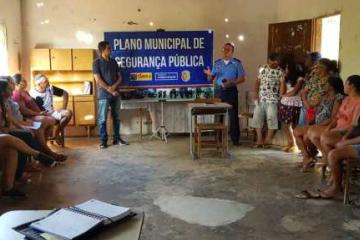 Secretaria de Administração coleta ideias para construção de Plano Municipal de Segurança, em Tabira