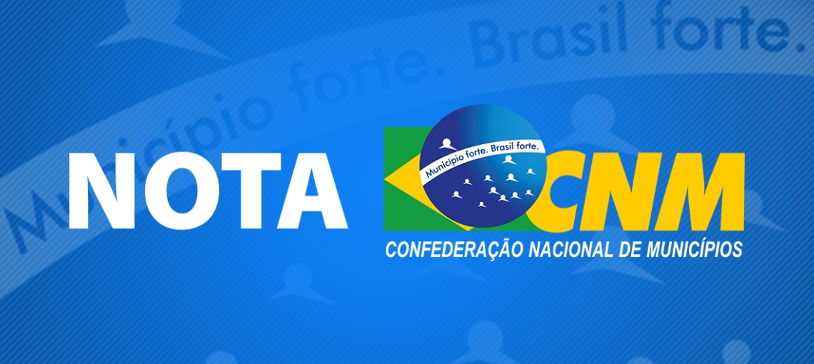 CNM pede coerência de Bolsonaro no combate ao coronavírus