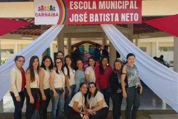 Escola Municipal José Batista Neto, de Ibitiranga, comemora 1º lugar no Ideb, na Região do Pajeú