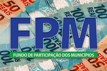 Cofres municipais recebem pouco mais de R$ 1 bilhão do segundo FPM do mês