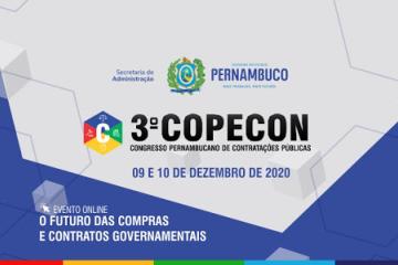 3º COPECON abordará o Futuro das Compras e Contratos Governamentais