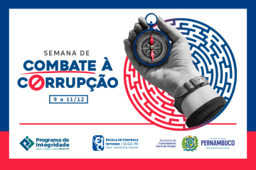 """Controladoria-Geral de Pernambuco promove """"Semana de Combate à Corrupção"""""""