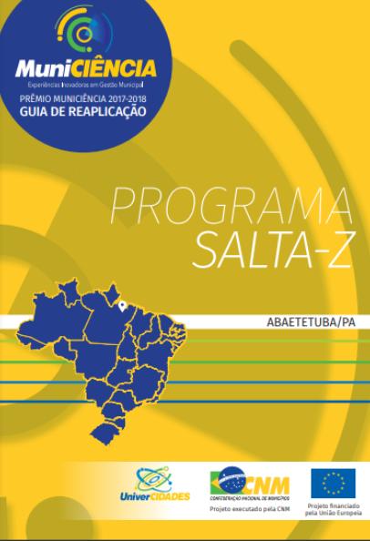 Guia de Reaplicação – Programa SALTA-Z