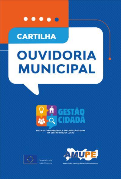 Cartilha – Ouvidoria Municipal