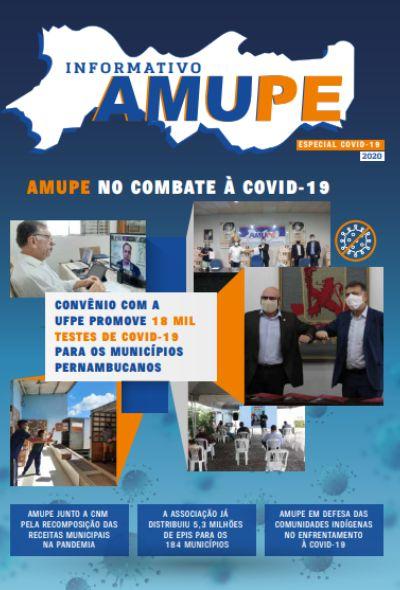 Informativo Amupe – Especial Covid