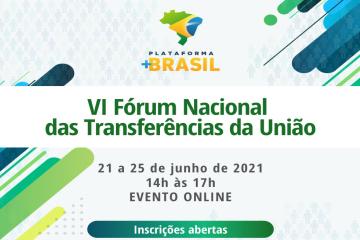 VI Fórum Nacional das Transferências da União, Participe!