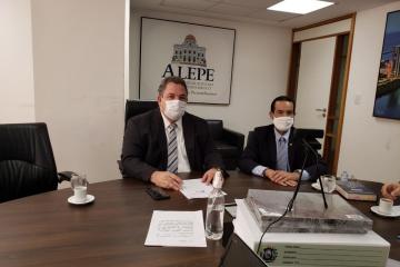 PE: Alepe aprova prorrogação do estado de calamidade pública no Estado
