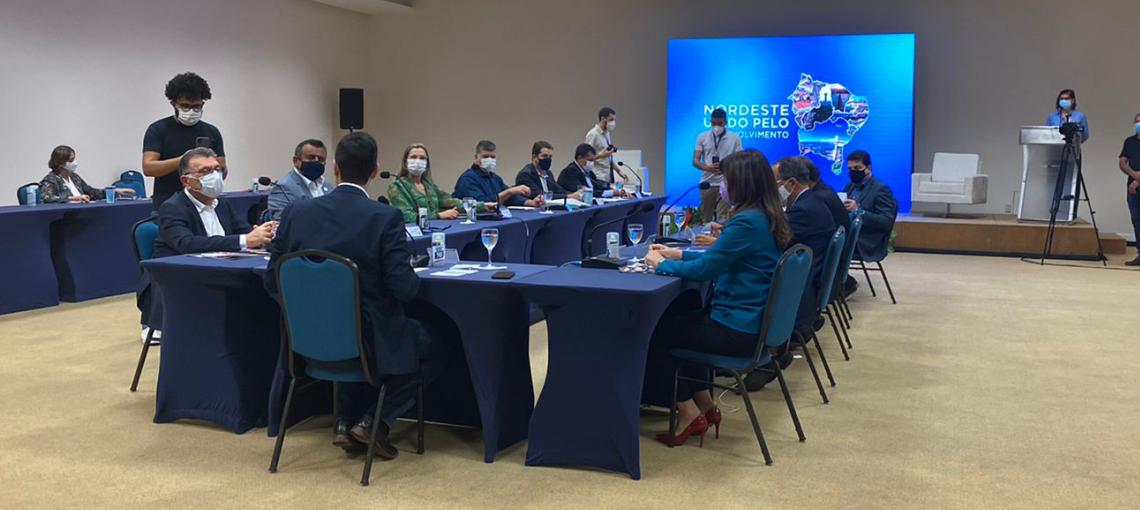 Encaminhamentos e troca de experiências concluem encontro de prefeitosMunicípios